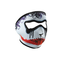 ZAN headgear Trickster Neoprene Face Mask