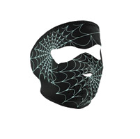 ZAN headgear Spiderweb Neoprene Face Mask