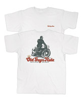Old Guys Rule Scrambler T-shirt