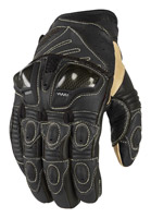 ICON Overlord Short Gloves