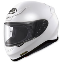 Shoei RF-1200 White Full Face Helmet