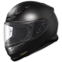 Shoei RF-1200 Black Metallic Full Face Helmet
