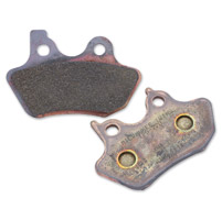 Milwaukee Twins Front or Rear Sintered Brake Pads