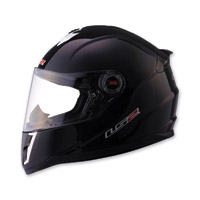 LS2 FF392 Junior Black Full Face Helmet