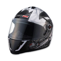 LS2 FF392 Junior Spyder Full Face Helmet