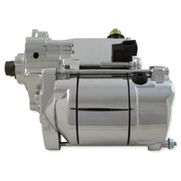 Rivera Primo Chrome 1.4 kW Starter Motor for Sportster