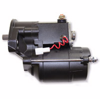 Rivera Primo Black 1.4 kW Starter Motor for Models with Rivera Primo 4 to 6 conversion kit