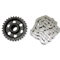 Evolution Industries 30 tooth Primary Sprocket and Chain Kit