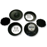 Biketronics Titan II 7.1″ Coaxial Speaker Upgrade Kit