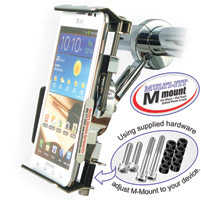 Marlin's Multi-Fit M-Mount for Smart Phone and GPS's