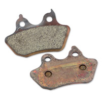 Milwaukee Twins Front/Rear Sintered Brake Pads