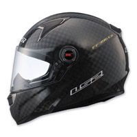 LS2 FF396 CR1 Carbon 1.1 Black Full Face Helmet