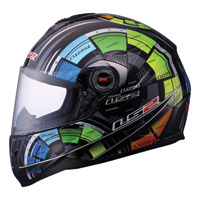LS2 FF387 Tech Full Face Helmet