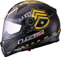 LS2 FF396 FT2 Veteran Full Face Helmet