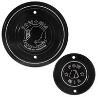 Whitewall Choppers POW/MIA Engine-Derby Cover Set