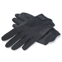 Biltwell Inc. Black Moto Gloves