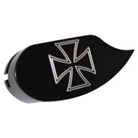 Whitewall Choppers Iron Cross Smooth Shift