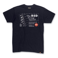 Roland Sands Design Firing Squad Black T-shirt