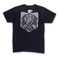 Roland Sands Design Design Concepts Crest Black T-shirt