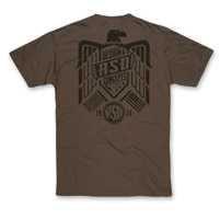 Roland Sands Design Design Concepts Crest Army T-shirt