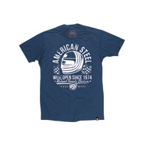 Roland Sands Design American Steel Navy T-shirt