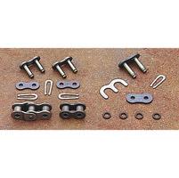 Custom Chrome O-ring Chain Master Link