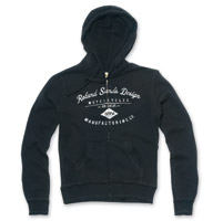Roland Sands Design MFG. Womens Full Zip Hoodie