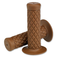 Biltwell Inc. 1″ Chocolate Thruster Grips