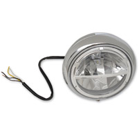 Drag Specialties 7″ LED Headlight Assembly
