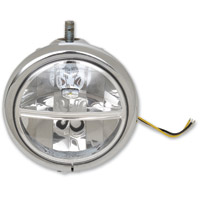 Drag Specialties 5-3/4″ LED Top-Mount Headlight Assembly