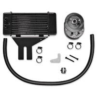 Jagg Horizontal Low-Mount Oil Cooler Kit