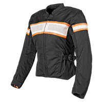 Speed and Strength American Beauty Black w/Cream/Orange Jacket