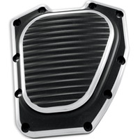 Eddie Trotta Designs Black Anodized Ball Milled Camshaft Cover