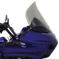 Klock Werks 14″ Dark Smoke Flare Windshield