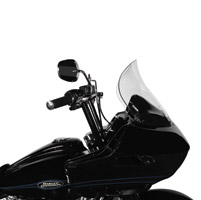 Klock Werks 14″ Clear Flare Windshield