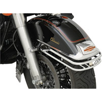 Chrome Front Fender Rail