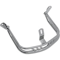 Chrome Rear Fender Rail