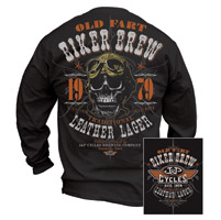 J&P Cycles® Biker Brew Long-sleeve T-shirt