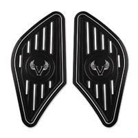Whitewall Choppers Victory with Wings Passenger Floorboards