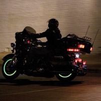 Lunasee PRO 1000 Wheel Light Charging Kit - for 2 Wheels