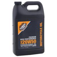 Milwaukee Twins  20W50 Engine Oil Gallon