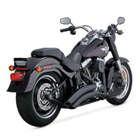 Vance & Hines Super Radius Exhaust Black