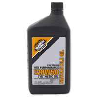 Milwaukee Twins Synthetic Engine Oil 20W-50 Quart