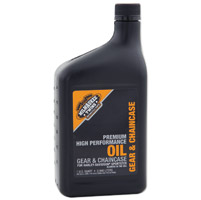Milwaukee Twins Gear and Chaincase Oil Quart