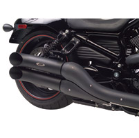 TAB Performance Turn Out Slip-On Mufflers with Baffles