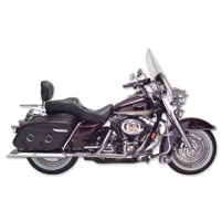 TAB Performance Chrome Slash Down Slip-On Mufflers
