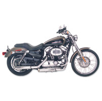 TAB Performance Chrome Baloney Cut Slip-On Mufflers