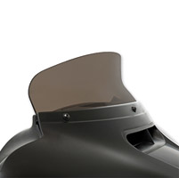 Memphis Shades 5″ Smoke Spoiler Windshield