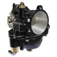 S&S Cycle Black Super E Carburetor