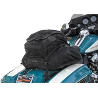 T-Bags Expandable Raven Top Bag